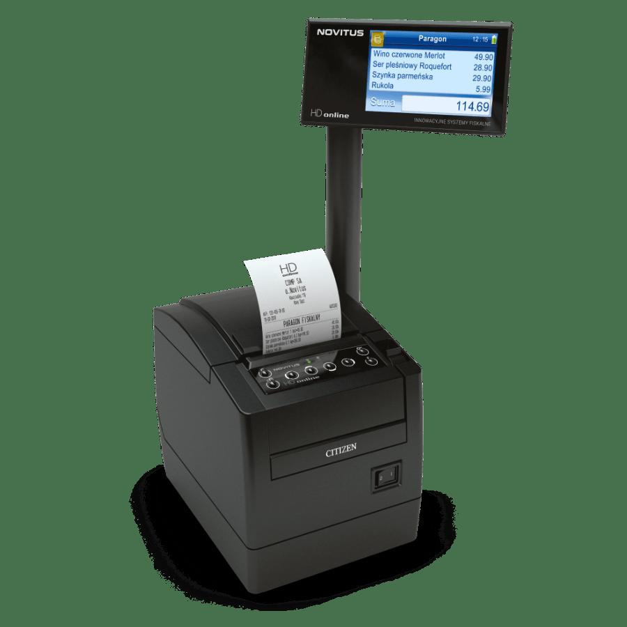 drukarka fiskalna novitus